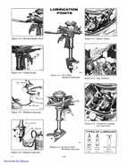 1972 Johnson 4HP Outboard Motor Service Manual