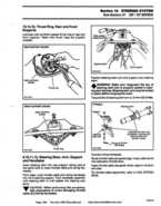 Bombardier SeaDoo 1995 factory shop manual